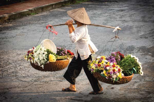 Phu My (Ho-Chi-Minh-Stadt), Vietnam